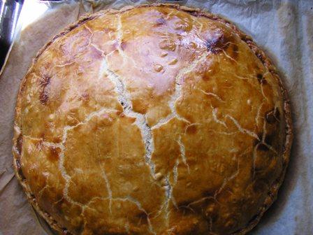 Empanada (de lo que uno quiera)